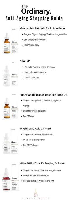 face skin care anti aging