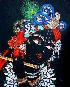 jay shree krishna kana wallpaper