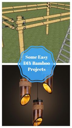 Creative DIY Bamboo Projects #diybamboo Bamboo Fountain, Bamboo Ideas, Bamboo Crafts, Easy Diy, Diy Projects, Woodworking, Wood Work, Create, Amazing