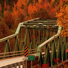 Buffalo River Bridge, Ark.
