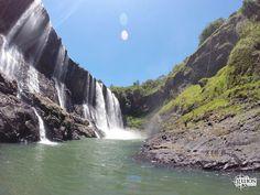 Cachoeira do Rio Claro  Nova Ponte - MG
