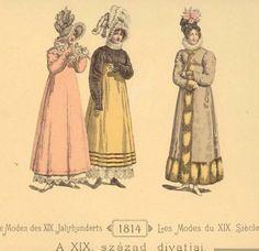 La Mode Illustree, 1814