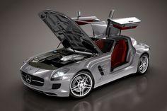 Image: Vacuita - Mercedes-Benz SLS AMG