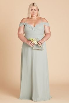 Spence Convertible Dress Curve - Sage Grey Bridesmaids, Affordable Bridesmaid Dresses, Bridesmaid Dresses Plus Size, Wedding Dresses, Convertible Dress, Pleated Bodice, Party Fashion, Dress For You, Chiffon