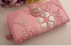 Anna Sui Wallet. Girly.