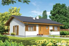 Projekty domów ARCHIPELAG - Manuela