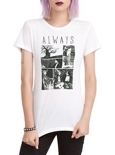 Harry Potter Lily Snape Always Girls T-Shirt | Hot Topic