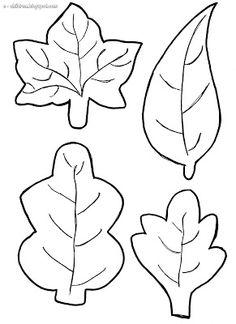 φθινοπωρινα φύλλα