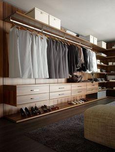Stunning Luxurious Dressing Room Design Ideas - Page 17 of 47 Wardrobe Room, Wardrobe Design Bedroom, Closet Bedroom, Dressing Room Closet, Dressing Room Design, Walk In Closet Design, Closet Designs, Modern Closet, Modern Room