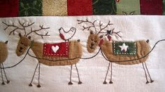 Time to Stitch: Christmas Fun update