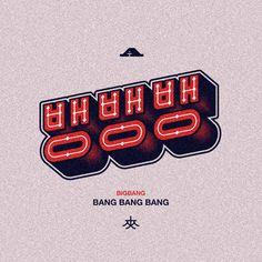 Bang Bang Bang 뱅뱅뱅 love the Wild West font Typo Design, Graphic Design Typography, Branding Design, Korea Logo, Typo Poster, Types Of Lettering, Album Design, Typography Letters, Typography Poster