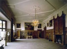 a photographic archive of Leeds - Display Country Houses, National Trust, Leeds, Tudor, Palace, Temple, Castle, English, Interiors