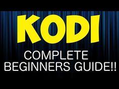 How To Setup Kodi 17 Krypton - The Complete Setup Guide 2017 for beginners and those new to Kodi 17 Krypton. In this step by step Kodi Tutorial, I walk you t. Kodi Android, Android Box, Android Apps, Kodi Box, Tv Hacks, Netflix Hacks, Kodi Live Tv, Kodi Builds, Android Tutorials