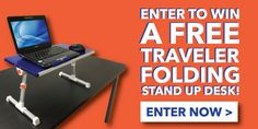 http://routertaco.com/giveaways/giveaway-win-free-traveler-folding-stand-desk/?lucky=1516           [Giveaway] Win A Free Traveler Folding Stand Up Desk