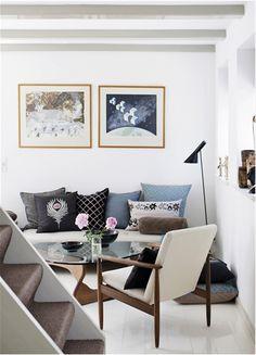 villa d'Esta   interieur en wonen: Maandagmorgen-Interieur Inspiratie