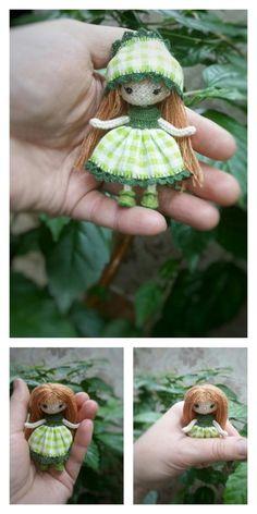 Amigurumi Pink Little Layd Free Pattern – Amigurumi Free Patterns And Tutorials