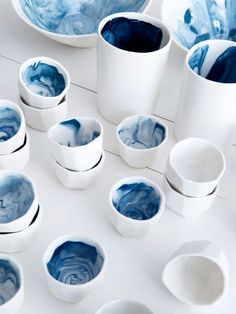 Milly Dent ceramics in Showroom. Photo – Mindi Cooke for The Design Files.