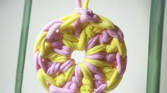 How To Make An Original Crochet Decoration - DIY Crafts Tutorial - Guide...