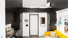 Super stylish 16 sq. meter apartment