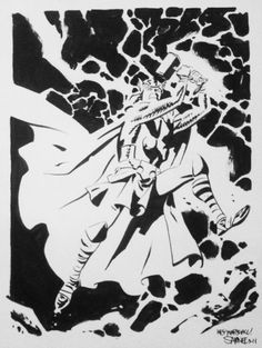 Thor by Chris Samnee