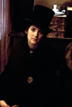 Winona Ryder as Jo March