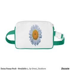 Daisy Fanny Pack - Available in 6 colors.