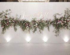 เพราะเราคือ.......ผู้มีไฟ Backdrop 20 นาที ขอบคุณ...คุณเบล & คุณตั๋ง บ่าวสาวผู้น่ารักที่ไว้ใจ #ommee_floral #ขอบคุณทุกๆคนค่ะ นี่แหละคือตัวเรา เพื่อนสาวกล่าวไว้ Wedding Backdrop Design, Wedding Reception Backdrop, Wedding Stage Decorations, Engagement Decorations, Floral Backdrop, Backdrop Decorations, Ceremony Backdrop, Backdrops, Wedding Photo Walls