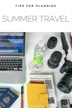 Use these tips for planning the best summer vacation ever from finding the best airfare to staying healthy on the go. Learn more here at La Jolla Mom