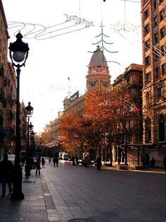 Porta de l 'Àngel, Barcelona