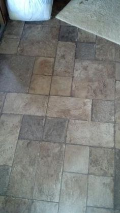 Hampton Bay Tuscan Stone Bronze 10 Mm Thick X 15 1 2 In Laminate Flooringliving