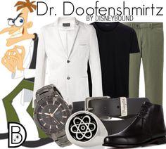 Dr. Doofenschmirtz: Phineas & Ferb
