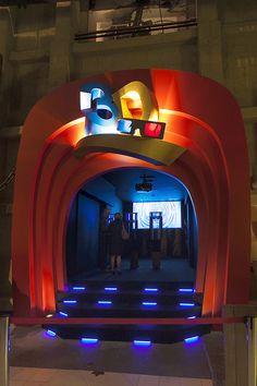 La cappella del 3D, Museo Nazionale del Cinema (Mole Antonelliana di Torino).