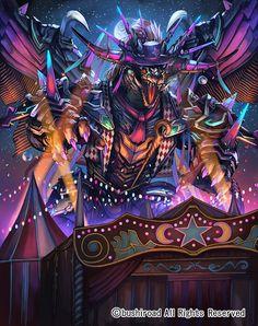 Jester Demonic Dragon, Lunatec Dragon
