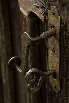 Door knob (by Cristian Boldisteanu)