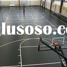 indoor basketball court sports vinyl floor