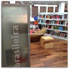 Biblioteca Parque RJ - #ASemana 42 - Fernanda Reali