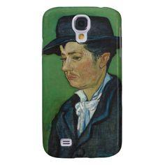 Armand Roulin by Vincent Van Gogh HTC Vivid Cover