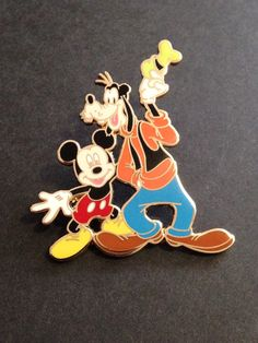 Friends are forever starter set - Mickey Mouse & Goofy