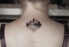 Image result for BC mountain tattoo