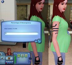 Mod The Sims - Pregnancy Progress Controller - new version 10/31/2013