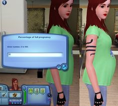 Mod The Sims - Pregnancy Progress Controller - new version 10/31/2013