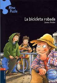 PRELLER, J., La bicicleta robada, Edelvives, 2004 (Gometsa BERDEA)