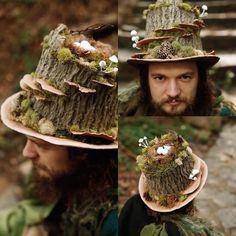 Mushroom Costume, Mushroom Hat, Silly Hats, Crazy Hats, Cool Costumes, Halloween Costumes, Costume Ideas, Headdress, Headpiece
