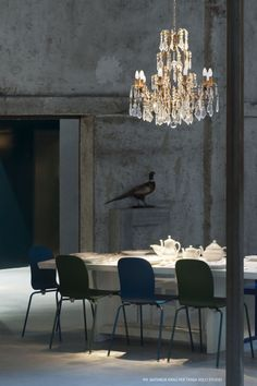 Housed in an abandoned sawmill, Carlo e Camilla won Wallpaper's design award for best new restaurant in 2015.