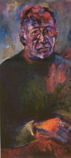 Retrato de Hernán Diaz (1991) - Lorenzo Jaramillo
