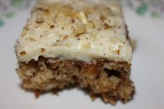Sisters Luv 2 Cook: Mexican Fruit Cake (with Cream Cheese Frosting) Fruit Dishes, Fruit Snacks, Fruit Recipes, Mexican Food Recipes, Cake Recipes, Dessert Recipes, Desserts, Fruit Party, Postres