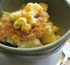 """Best Ever Cauliflower Mac & Cheese: """"With this dish, I was able to get my 2-year-old son to eat cauliflower! The crumb topping was a great addition with the Parmesan cheese."""" -AZPARZYCH"""