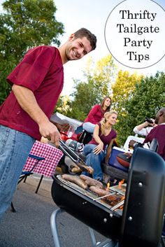 Score big savings with these winning ideas for hosting a frugally fun tailgate party!