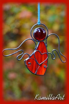 Angel Suncatcher, Valentine's day gift