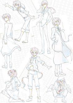 TVアニメ「文豪ストレイドッグス」公式 on